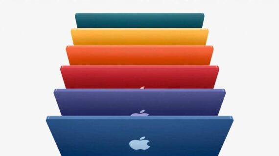 Apple luncurkan iMac dan iPad Pro chip M1